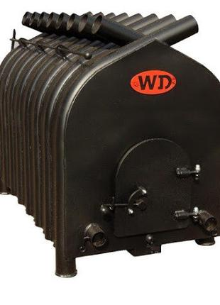 Дровяная печь булерьян WD Тепла Хата Тип 05