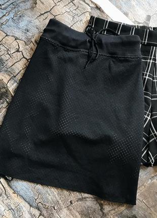 Черная спортивная юбка tommy hilfiger m