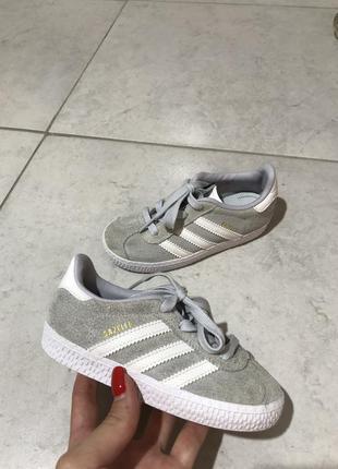 Adidas gazelle детские кроссовки адидас