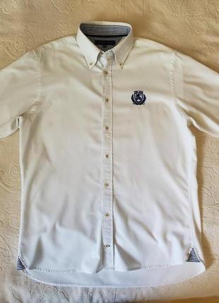 Рубашка мужская Tommy Hilphiger белая