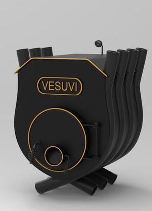 Печь булерьян с плитой Vesuvi Тип 00