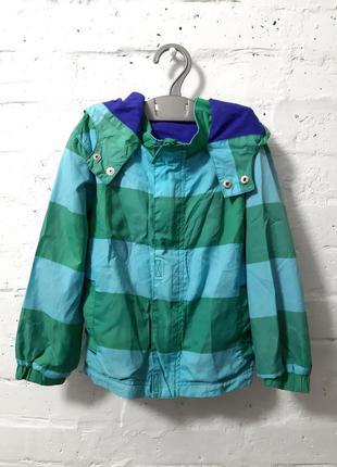 Куртка ветровка осень-весна