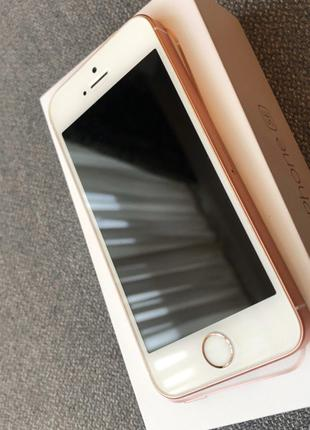 IPhone SE 64gb Rose Gold Neverlock