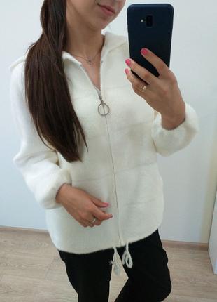 Куртка з шерсті альпака
