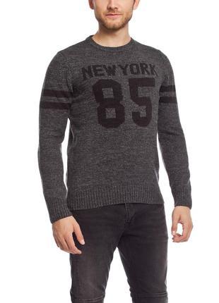Вязаный свитер акрил светр акріл slim fit от lc waikiki турция