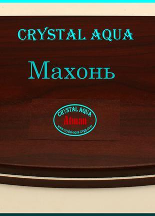 Крышка для овального аквариума 40x25 см с LED освещением