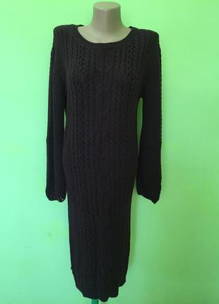 Женское теплое платье avenue