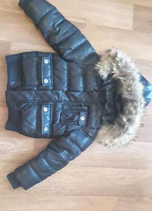 Куртка еврозима. на 5лет