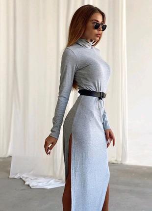 Платье-гольф (2 цвета)