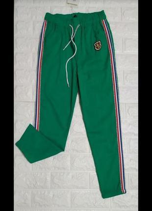 """Крутые  прогулочные  штанишки в стиле """"gucci """"!"""