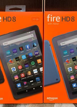 Планшет Amazon Fire HD 8 2/32GB (2020)! 10-е поколение, новый!...