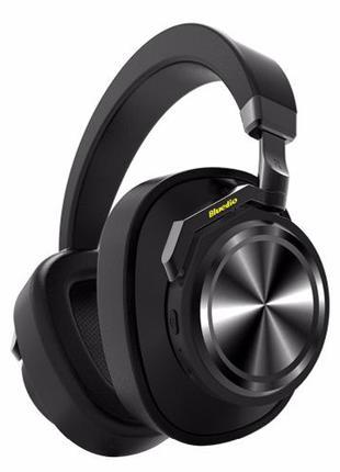 Новые беспроводные наушники Bluedio T6, Bluetooth, шумоподавление