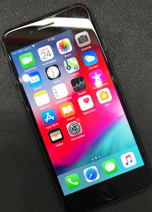 Iphone 7/32GB Black, Neverlock