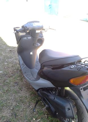 Honda dio-34 zesta