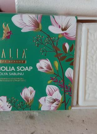 Натуральное мыло магнолия thalia турция юнайс