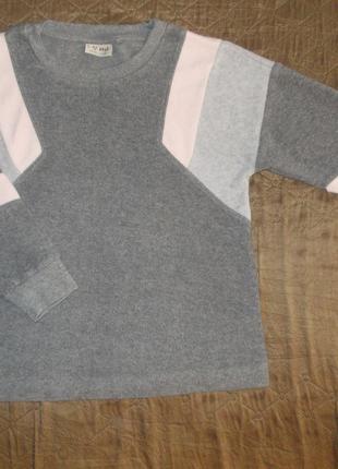 Теплые кофта свитера на девочку 134-140р
