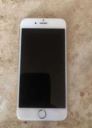 iPhone 6 16gb gold neverlock