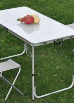 Стол для пикника | Столик туристический на природу для кемпинга