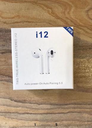 Безпровідні наушники  AirPods i12 продам