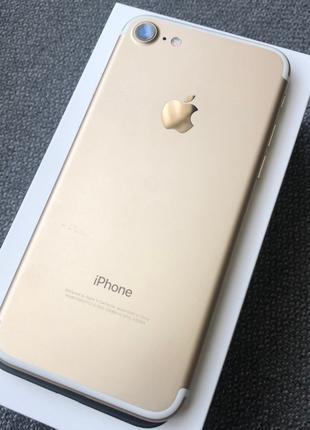 IPhone 7 32/128gb Gold Neverlock