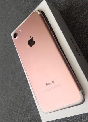IPhone 7 32/128gb Rose Gold Neverlock