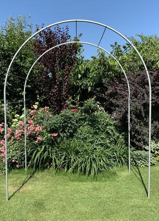 Top Garden опоры для растений, арки, пирамиды для цветов, шпалеры