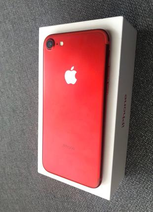 IPhone 7 128gb Product Red Neverlock