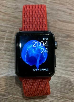 Apple watch series 3 (42) mm