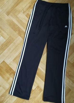 Фирменные штаны, спортивные adidas, оригинал