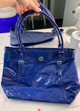 продам сумку Tommy Hilfiger , оригинал , новая