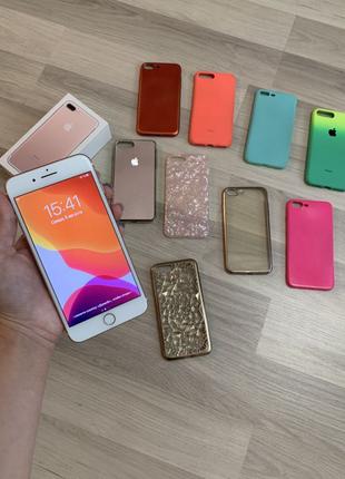 IPhone 7 Plus 128 Gb/Rose Gold/Neverlock