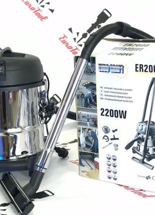 Строительный пылесос Euro craft ER2000 Германия