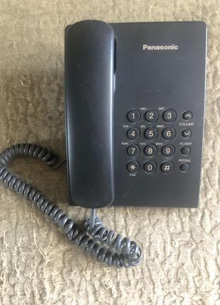 Стационарный телефон Panasonic KX-TS2350UAB