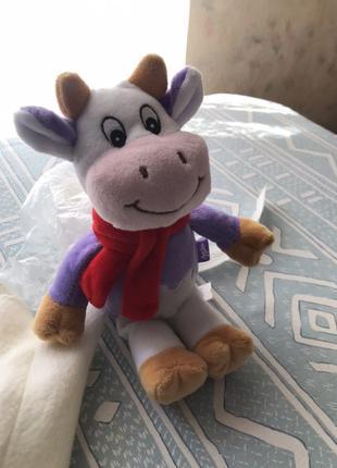 Мягкая игрушка Милка milka коровка