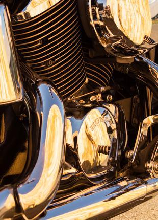 Мотоцикл Honda Shadow 400, 2003, Classic Edition