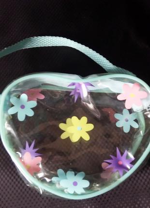 Дитяча сумка Квіточки