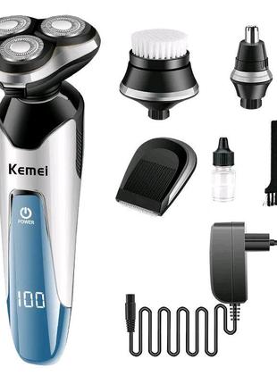 Электробритва Kemei Km-5390