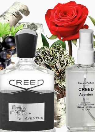 Мужская парфюмированная вода 110 мл аналог creed aventus