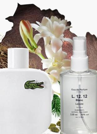 Мужская парфюмированная вода 110 мл аналог lacoste eau de l.12...
