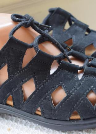 Кожаные босоножки сандали сандалии gosoft р.40 26 см