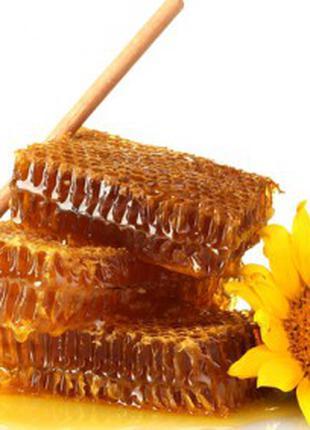 Вощина  , мед в сотах , сотовый мед