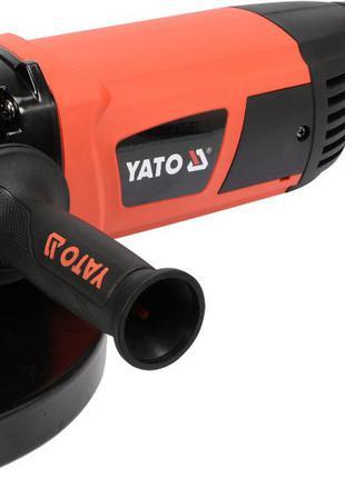 Кутова шліфувальна машина YATO YT-82103