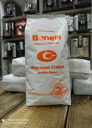 Кофе Bonelli espresso crema
