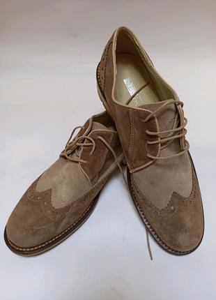 Туфли мужские pier one. брендове взуття stock
