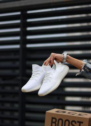 Кроссовки adidas yeezy boost 350/адидас изи буст 350/ наложка