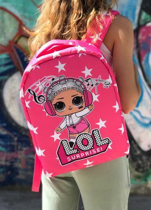 Школьный рюкзак антивор LS