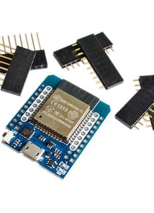 WiFi, Bluetooth модуль Wemos Live D1 Mini, ESP-32S, ESP32
