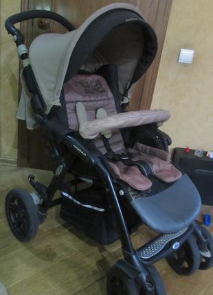 Фирменная коляска Jane Nomad состояние идеальное+ конверт