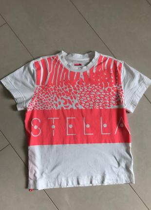 Футболка стильная модная stella mccartney размер м