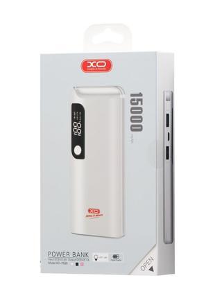 Внешний аккумулятор Power Bank XO PB26 15000 mAh SKL11-230611